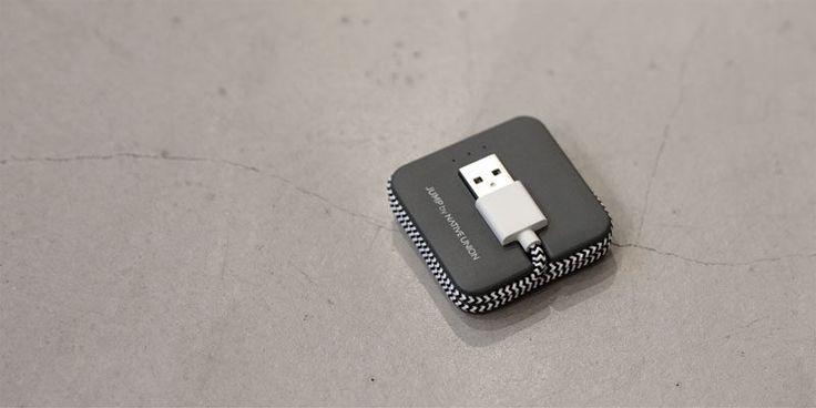 Подарок Ultimate Руководство для современной женщины (40 идей!) // Этот портативный USB зарядка блок может обеспечить дополнительные три часа автономной работы и устраняет беспокойство мертвого телефона на полпути через длинный день.