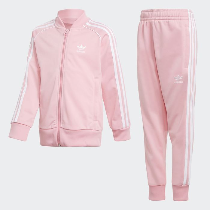 ADIDAS SST Pink Womens Track Pants   Adidas bekleidung