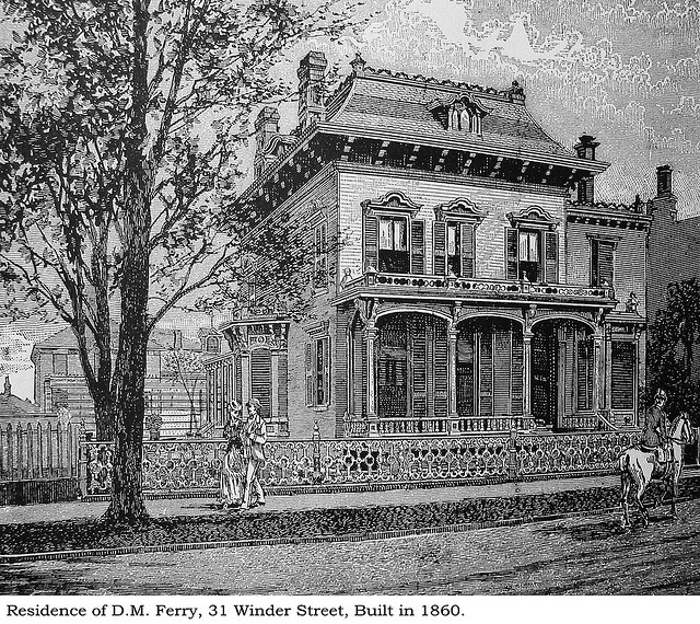 292 best second empire images on pinterest abandoned for Victorian house facts