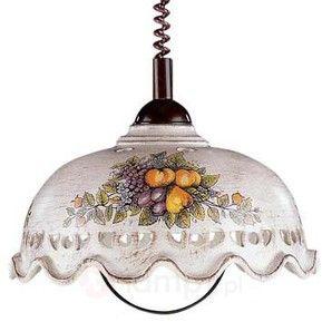Piękna lampa wisząca FRUTA