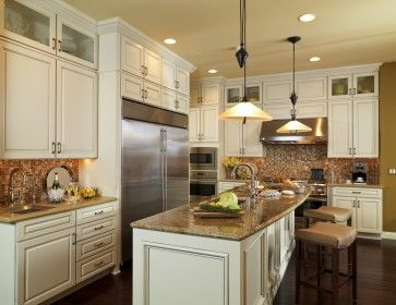 Chef S Kitchen Traditional Las Vegas Interiors By Cary Vogel
