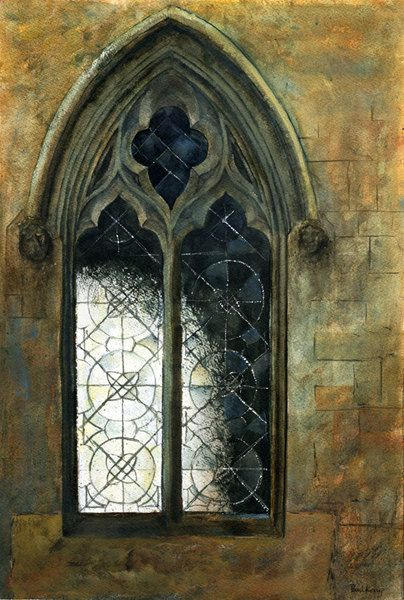 Hey, I found this really awesome Etsy listing at https://www.etsy.com/listing/101502703/chapel-light-original-watercolour-and