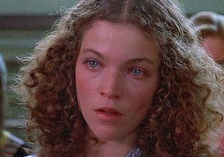 How's THIS for a choice?! I would have cast AMY IRVING as Carrie in the 1976 original. She more resembled how Carrie was described in King's novel than Sissy did.