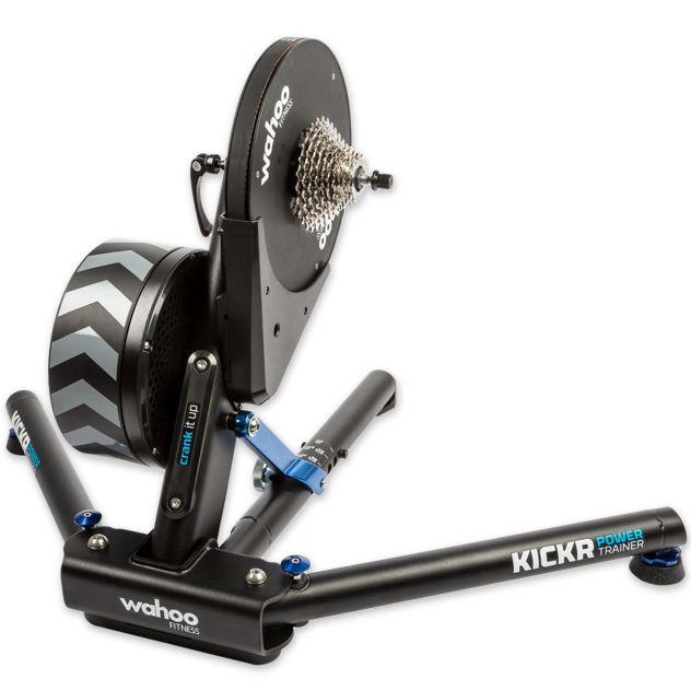 Wahoo Fitness KiCKR - ciclismo per interni - Allenamento in bicicletta di un altro livello