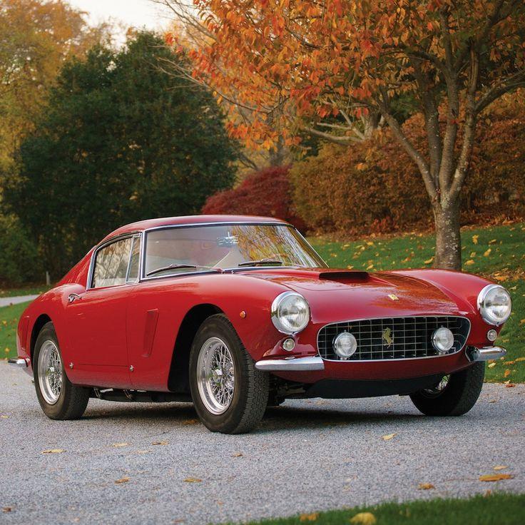 1961 Ferrari 250 GT Berlinetta SWB by Scaglietti