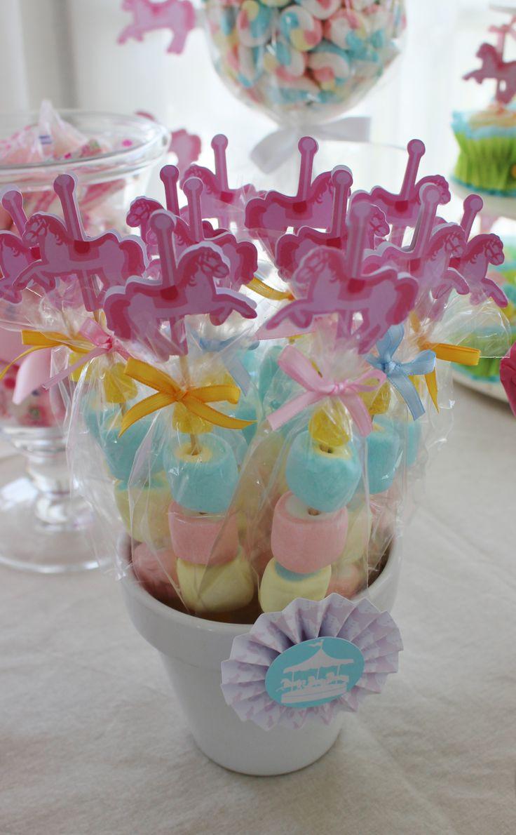 Marshmallow Souvenirs by Violeta Glace