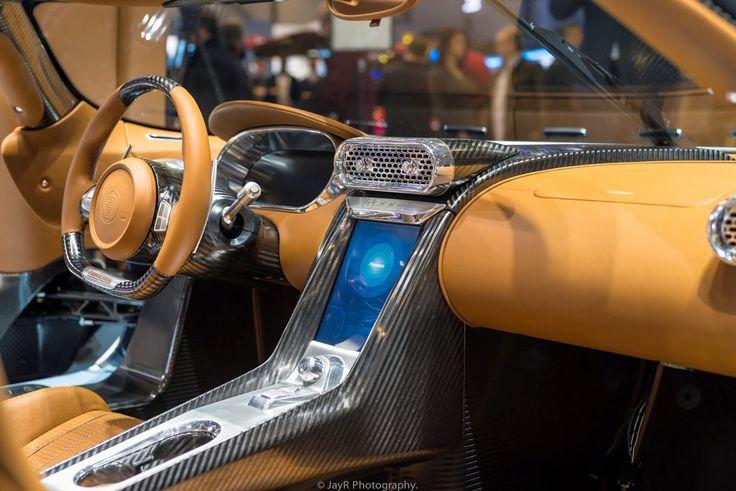 Koenigsegg Regera Interior