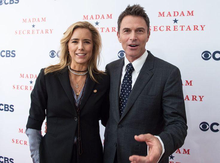 Téa Leoni Is Dating Tim Daly, Madam Secretary Co-Star  Tea Leoni, Tim Daly, Madame Secretary