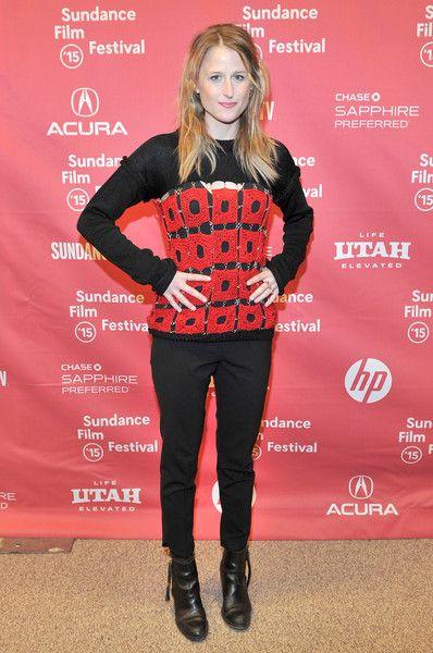 "Mamie Gummer in ""The End Of The Tour"" Premiere - 2015 Sundance Film Festival"