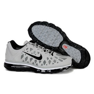 Wholesale Nike Air Max 2011 Wolf Grey/Black Men Running Shoes 1096  For  £ 38.44   Go To :http://www.cheapnikeairmaxshoes.co.uk
