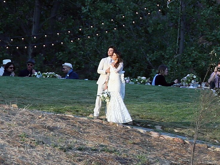 Ian Somerhalder and Nikki Reed Are Married! http://www.people.com/article/nikki-reed-ian-somerhalder-married
