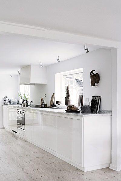 White kitchen ☆