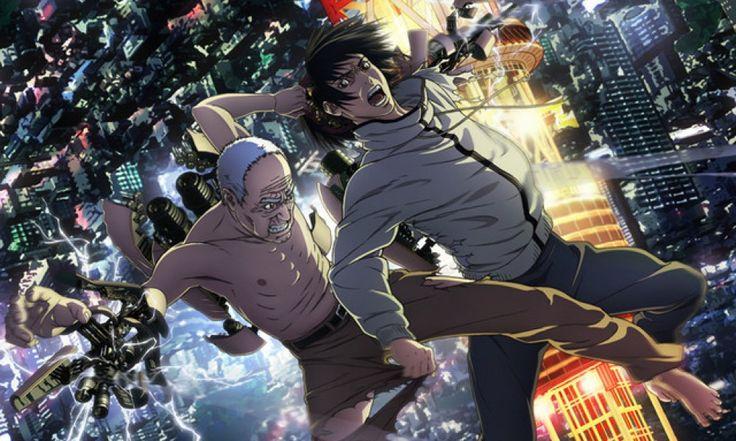 El Anime De Inuyashiki Estrena Nuevo Trailer Ramen Para Dos Anime Temas Musicales Trailer