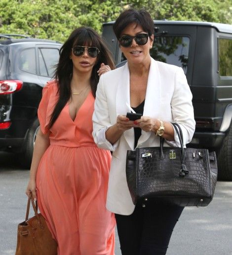 Kris Jenner Refuses To Let Kim Kardashian Marry Kanye West, Doesn't Want Another PR Disaster