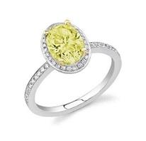 Yellow diamond obsession...