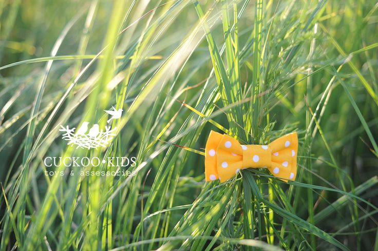 a bright bow tie for bright moments