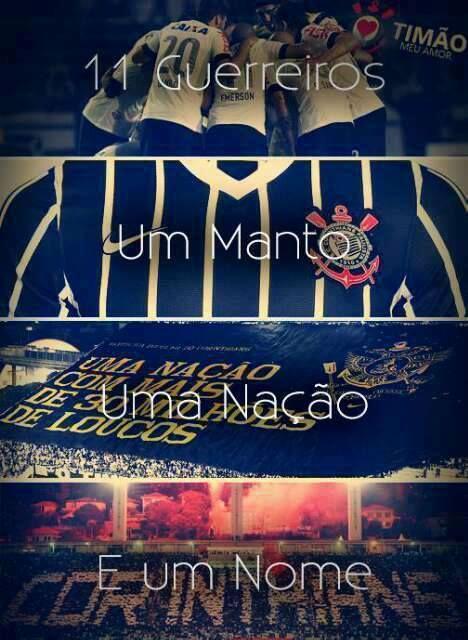 #Corinthians #Timao