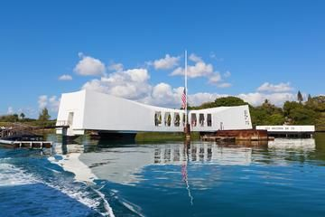 USS Arizona- part of the Pearl Harbor tribute. Maybe something Jason would want to do with us?