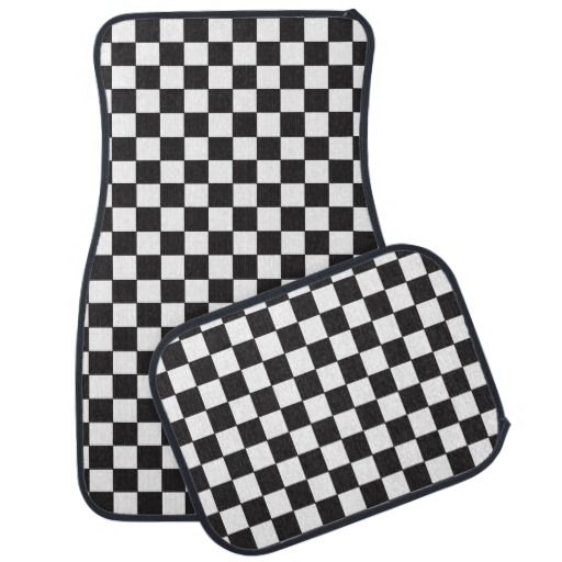 169 Best Images About *CHECKERED* On Pinterest