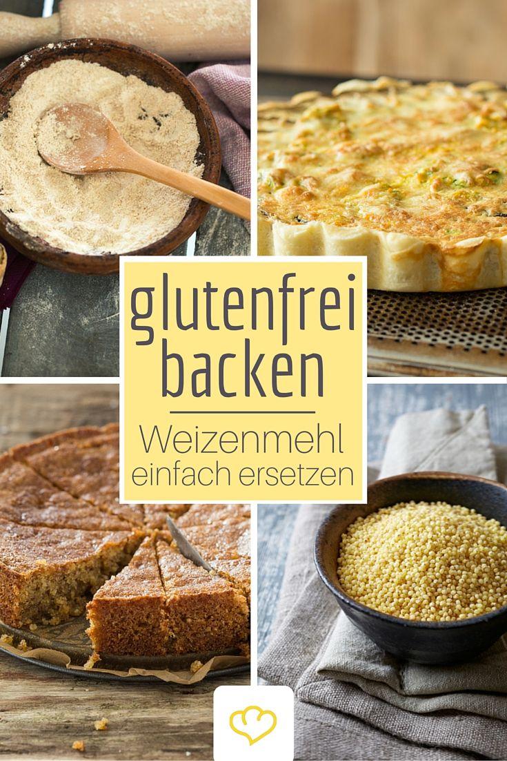 Weizenmehl ersetzen: mit diesen Tipps wird Backen ohne Gluten zum Genuss!