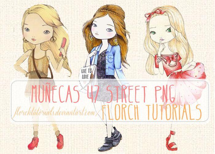 ♥MUÑECAS de 47 Street - Imagui