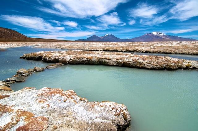 Polloquere Hot Springs - Salar de Surire by André Distel Photography, via Flickr