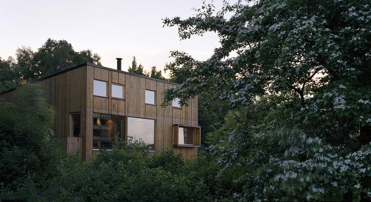 Bornstein Lyckfors Architects
