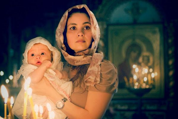 On women's head coverings through the years in the Christian tradition.    This link moves to the original article. Very well written.