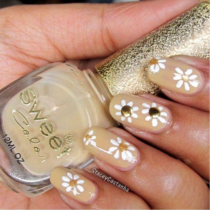 27 best Simple Nail Art Design images on Pinterest | Easy nail art ...
