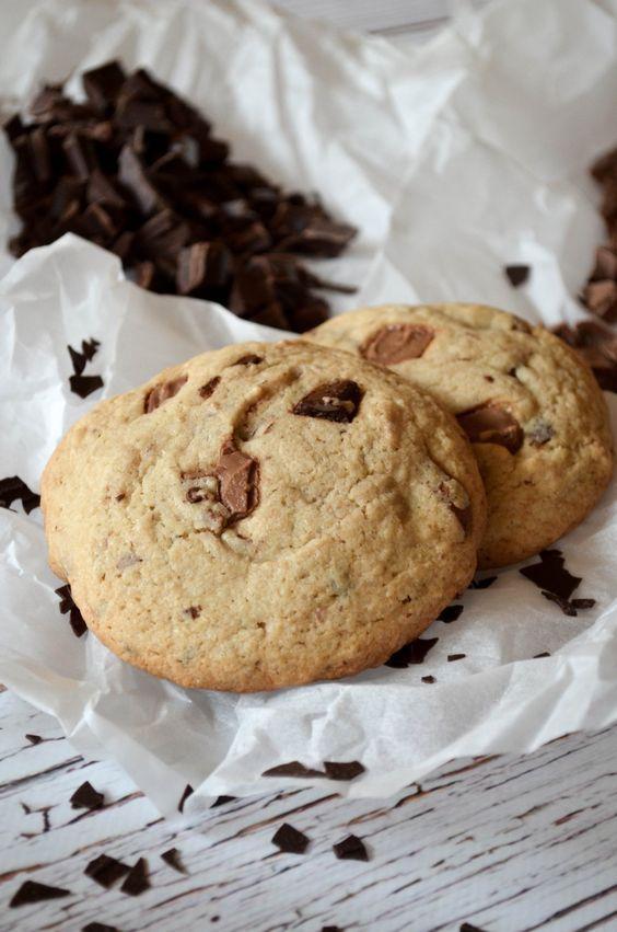Puha csokoládés keksz bögrésen – öt perc munkával