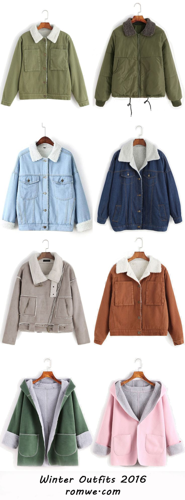 Winter Outfits 2016 from romwe.com