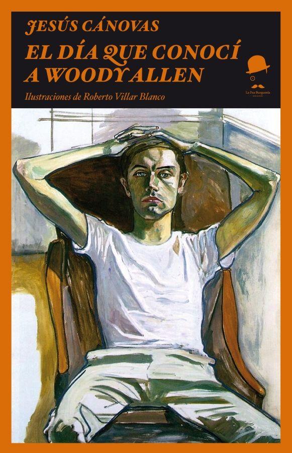 Un día volviendo a casa del trabajo, Jaime Castillo se encuentra una valla publicitaria, grande, rara, nebulosa e irreal: Woody Allen y su banda New Orleans Jazz viene a su ciudad para tocar en Nochevieja... https://alejandria.um.es/cgi-bin/abnetcl?ACC=DOSEARCH&xsqf99=659689