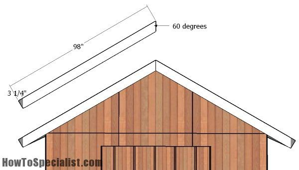 12 12 Gable Shed Roof Plans Roof Plan Shed Shed Roof
