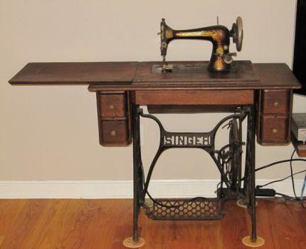 Identifying Vintage Sewing Machines Sewing Machine