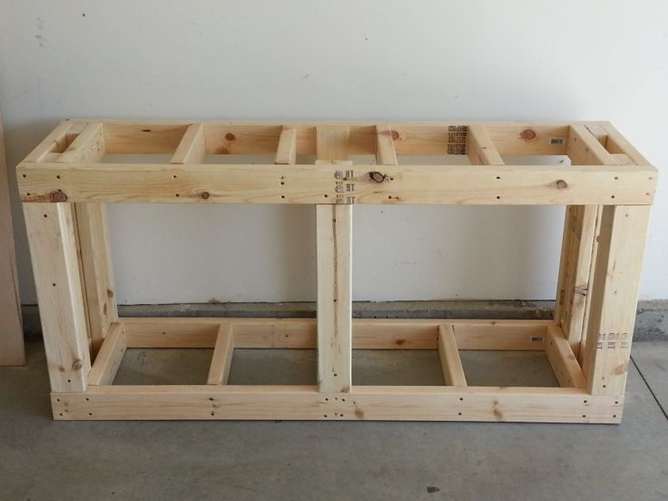 does anyone one DIY fish tank stand for sell? - The ...