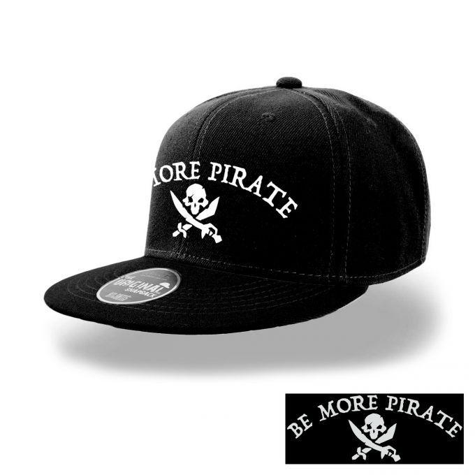 Be More Pirate Baseball Cap Pirates Baseball