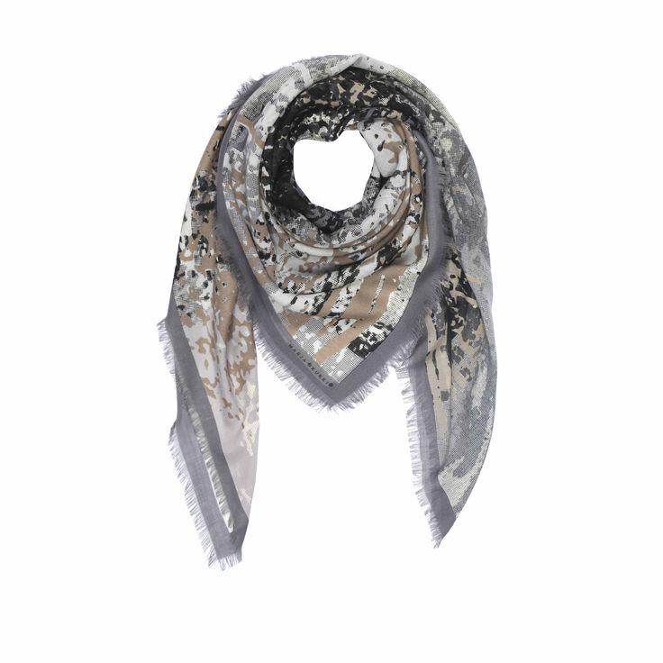 FW16 Fells of Legend wool scarf