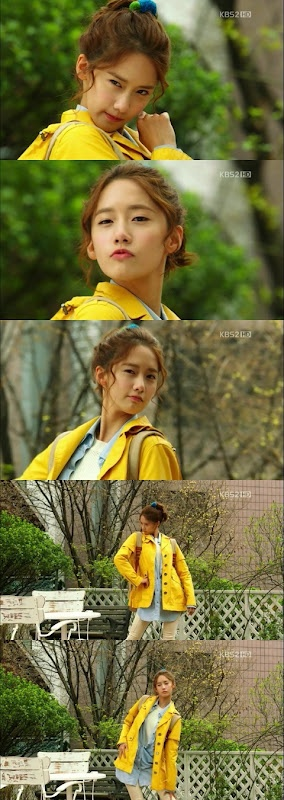 [TV / Movies] Yoona charmed viewers with her cute antics and sweet nature in Love Rain ~ mykpopnote