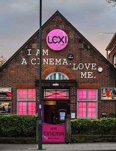 Lexi Cinema: Boutique & independent social enterprise cinema in Kensal rise