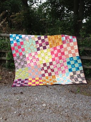 Lily's Quilts: st louis16-patch