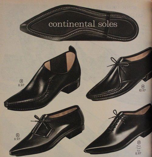 5718b89265885 60s Mens Shoes in 2019   1960s Men's Fashion   Shoes, 1960s fashion ...