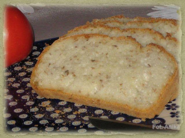 Domowa kuchnia Aniki: Najprostszy domowy chleb