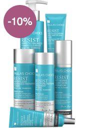 Resist Anti-Aging Advanced Set - Combination, Oily Skin
