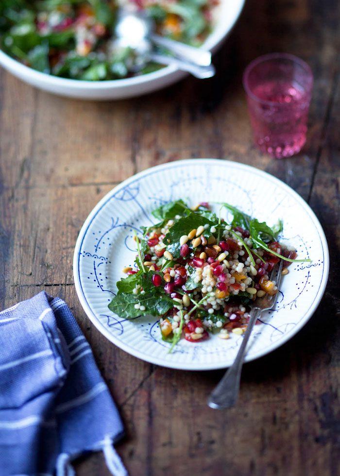Il Cavoletto di Bruxelles | Insalata di pomodorini e melograno | http://www.cavolettodibruxelles.it/ Cherry Tomato and Pomegranate Salad, EN version here: http://www.cavoletto.com/blog/2015/1/12/cherry-tomato-and-pomegranate-couscous-salad