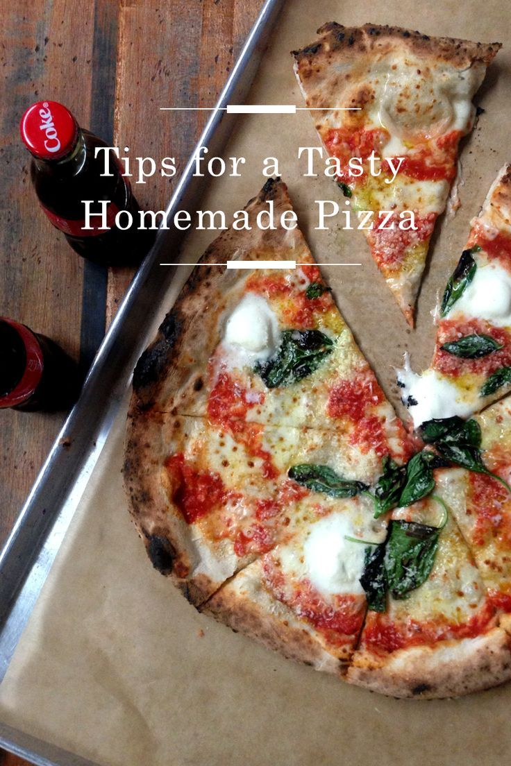 Homemade Pizza Tricks /