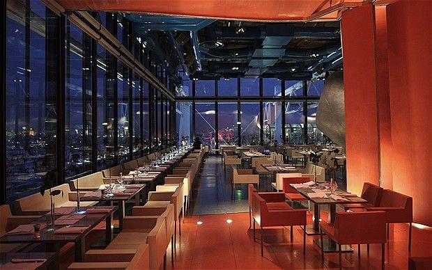 Georges restaurant in Paris | The world's best restaurants with views - Telegraph