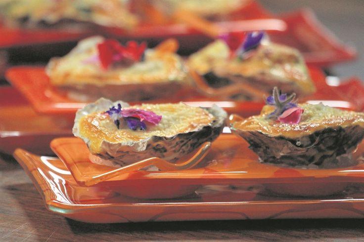 Resep: Gebakte oesters à la Peter Veldsman | Netwerk24.com