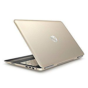 """2017 Premium HP Pavilion Business Flagship High Performance Laptop PC 15.6"""" Display Intel i7-6500U Processor 8GB RAM 1TB HDD Webcam 802.11AC WIFI Bluetooth DVD B&O Audio Windows 10-Modern Gold. One of the best laptops for your personal and professional life. #laptop #HP #hppavilion"""