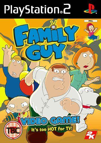 Family Guy (PS2) - http://www.cheaptohome.co.uk/family-guy-ps2/