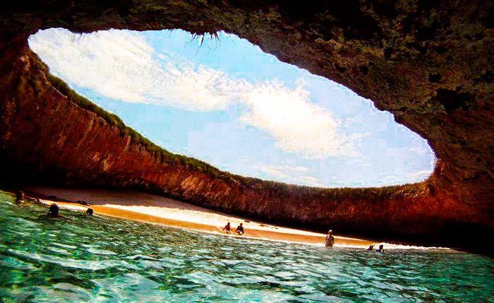 #island_islas #marietas #sea #paysage #voyage #plage #endroit_paradisiaque #soleil #sky #blue_sky #ciel_dégagé #ciel_bleu #bain #baignade #travel #landscape #beach #sun #noipic